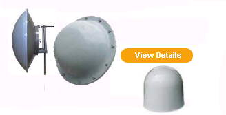 Radome Dish Covers & more...